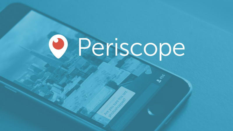 Periscope ist in Twitter integriert - Live-Videos